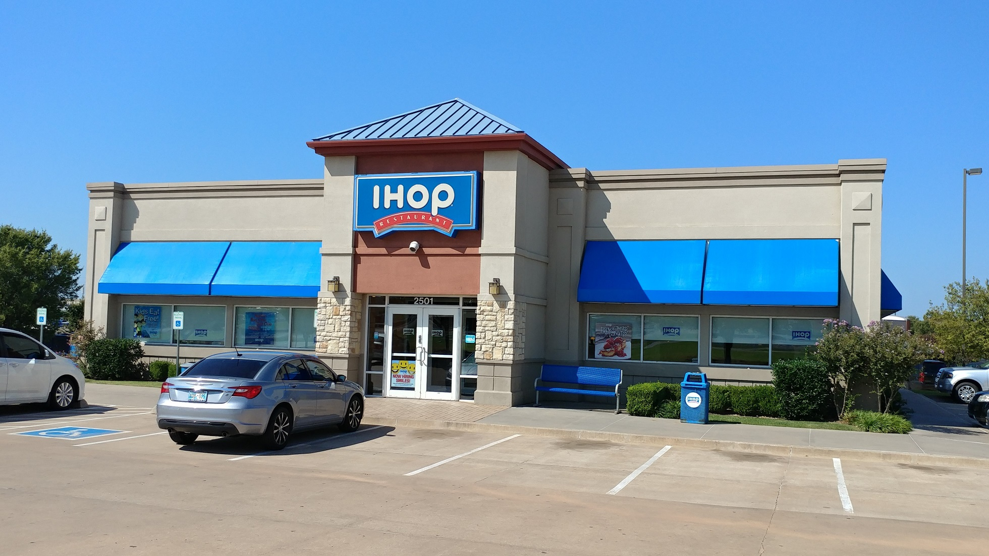 Car Dealerships In Norman Ok >> Restaurants – Waylen P. Wiseman, P.E.